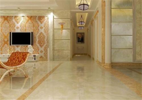 家居装修用抛光砖好还是抛釉砖好