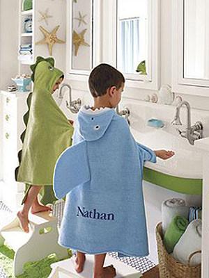 如何打造友好儿童浴室空间