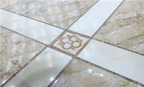 地板砖美缝怎么做